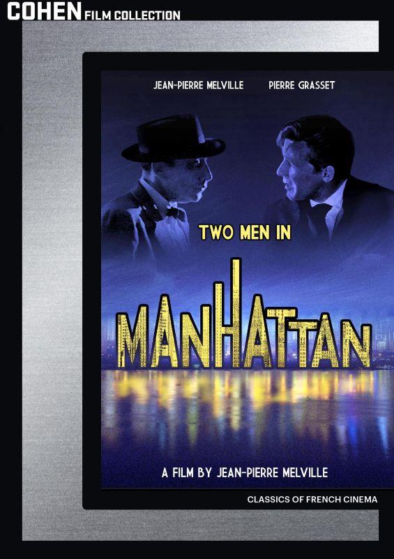 Two Men in Manhattan [DVD] [1959] 21650182