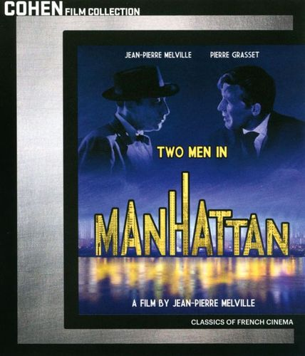 Two Men in Manhattan [Blu-ray] [1959] 21650191