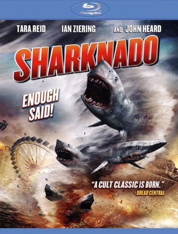 Sharknado [Blu-ray] [2012] 21653892