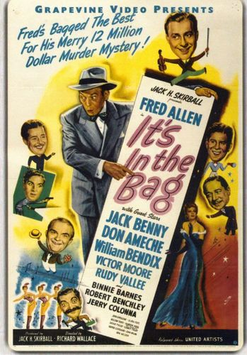 It's in the Bag [DVD] [1945] 21654249