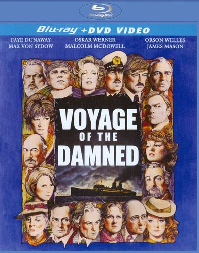 Voyage of the Damned [2 Discs] [DVD/Blu-ray] [Blu-ray/DVD] [1976] 21661142