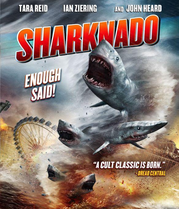 Sharknado [Blu-ray] [2012] 21661249