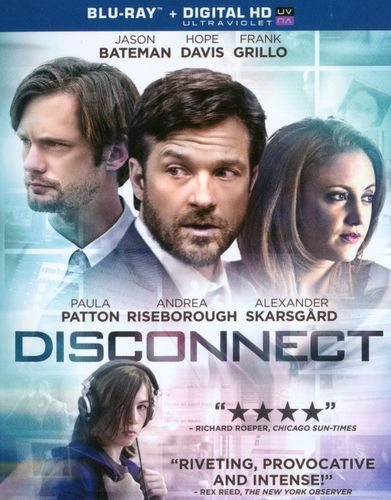 Disconnect [Includes Digital Copy] [UltraViolet] [Blu-ray] [2012] 21661373
