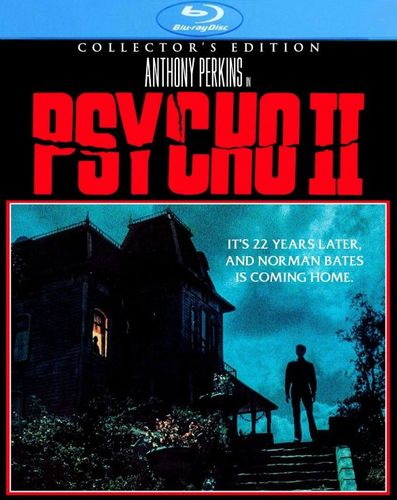 Psycho II [Collector's Edition] [Blu-ray] [1983] 21662566