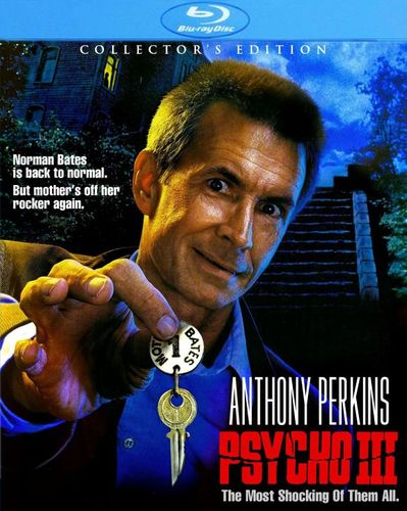 Psycho III [Collector's Edition] [Blu-ray] [1986] 21662609