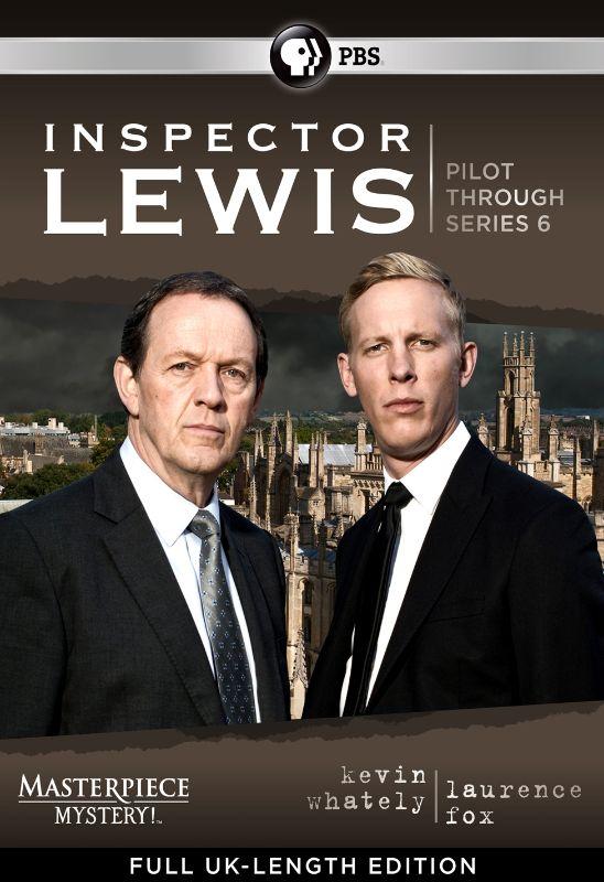 Masterpiece Mystery!: Inspector Lewis - Pilot Through Series 6 [14 Discs] [DVD] 21665554