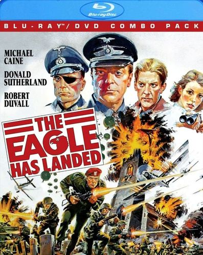 The Eagle Has Landed [Collectors Edition] [2 Discs] [DVD/Blu-ray] [Blu-ray/DVD] [1976] 21669587