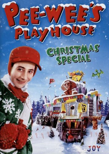 Pee-Wee's Playhouse Christmas Special [DVD] 21670277