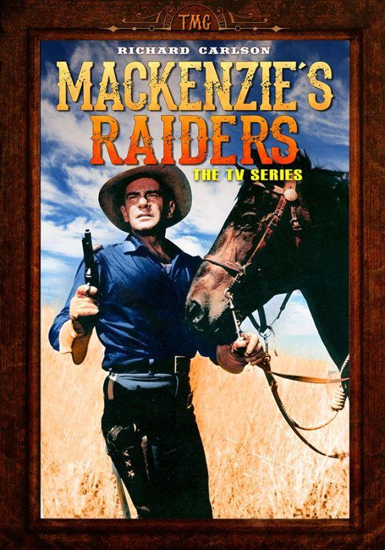 Mackenzie's Raiders: The Television Series [5 Discs] [DVD] 21677859