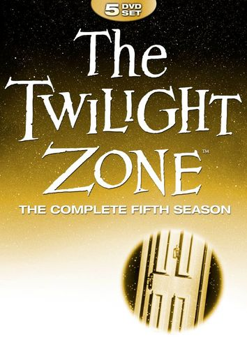 The Twilight Zone: The Complete Fifth Season [5 Discs] [DVD] 21689602