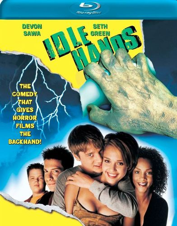 Idle Hands [Blu-ray] [1999] 21689648