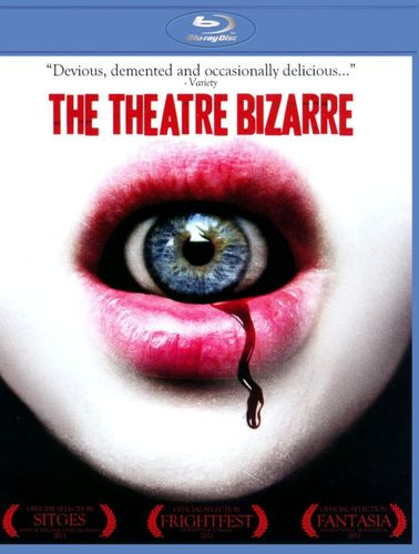 The Theatre Bizarre [Blu-ray] [2011] 21689666