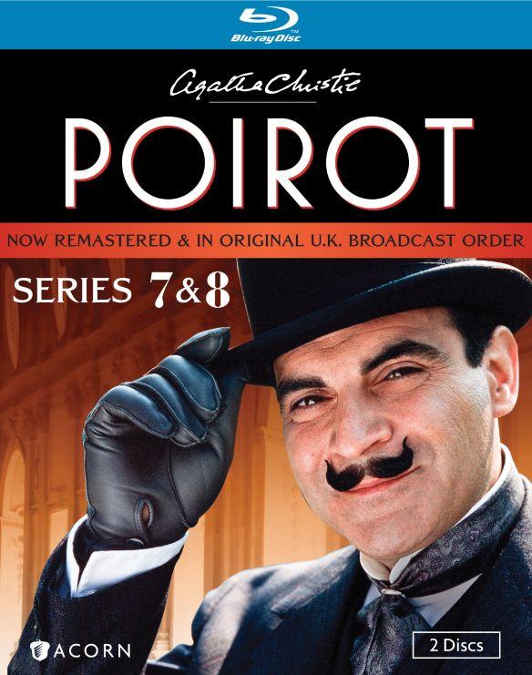 Agatha Christie's Poirot: Series 7 & 8 [2 Discs] [Blu-ray] 21691364