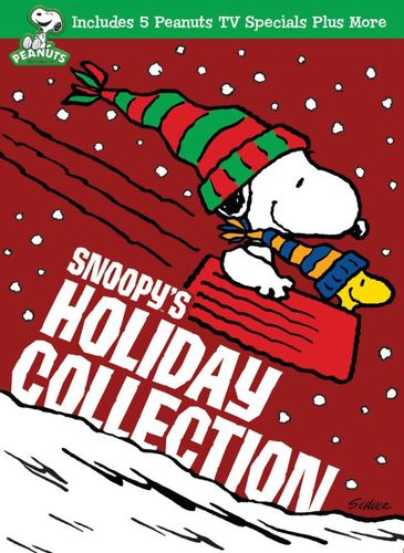 Snoopy's Holiday Collection [3 Discs] [DVD] 21691728