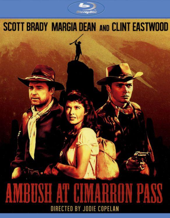 Ambush at Cimarron Pass [Blu-ray] [1958] 21692187