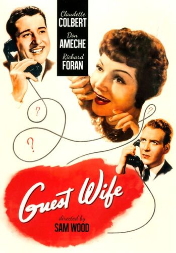 Guest Wife [DVD] [1945] 21692196