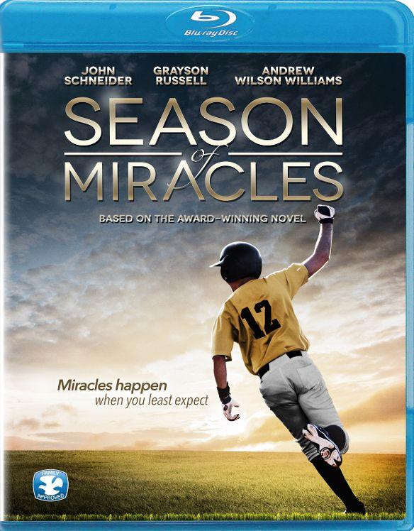 Season of Miracles [Blu-ray] [2013] 21693159