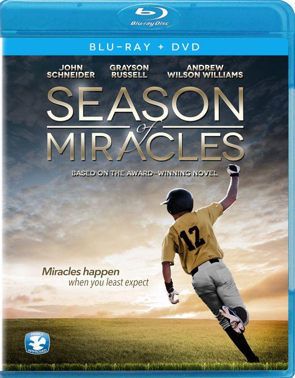 Season of Miracles [2 Discs] [Blu-ray/DVD] [2013] 21693168