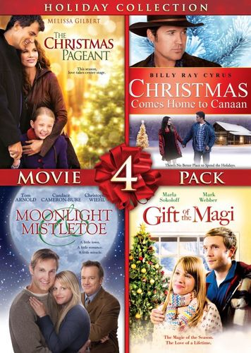 Holiday Collection: Movie 4 Pack [2 Discs] [DVD] 21693653
