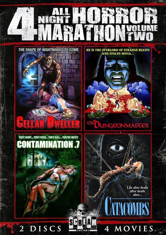 All Night Horror Marathon: 4 Movies, Vol. 2 [DVD] 21694112