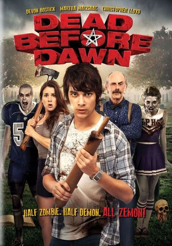 Dead Before Dawn [DVD] [2012] 21694916