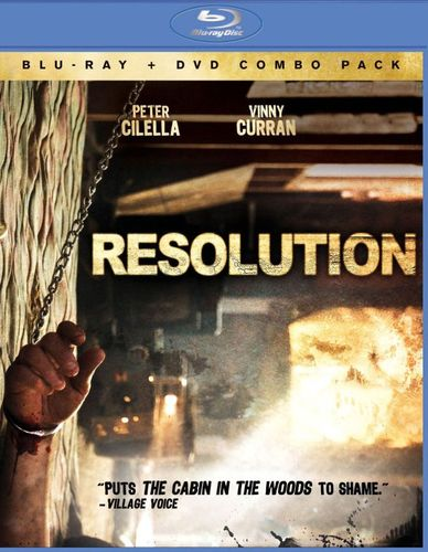 Resolution [2 Discs] [Blu-ray/DVD] [2012] 21697482