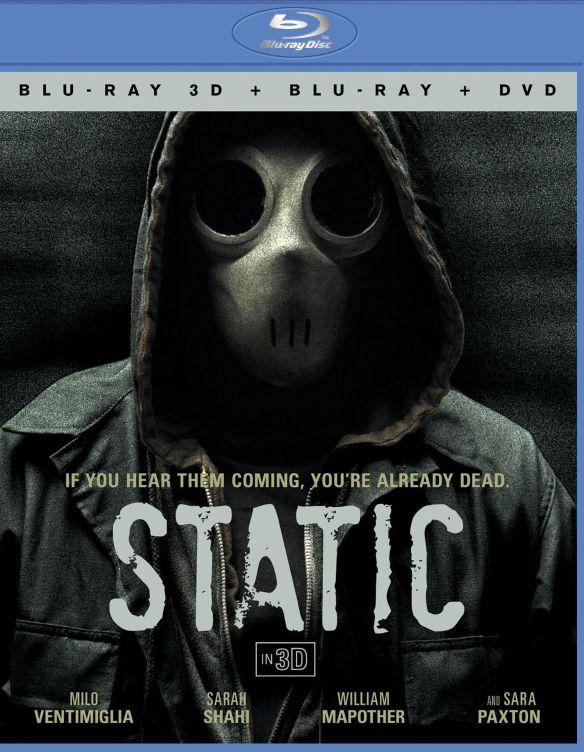Static [3 Discs] [3D] [Blu-ray/DVD] [Blu-ray/Blu-ray 3D/DVD] [2012] 21697491