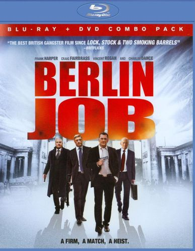 Berlin Job [2 Discs] [Blu-ray/DVD] [2012] 21702643