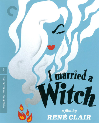 I Married a Witch [Criterion Collection] [Blu-ray] [1942] 21708286