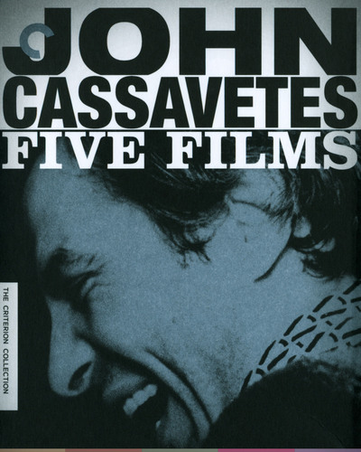 John Cassavetes: Five Films [Criterion Collection] [5 Discs] [Blu-ray] 21708329