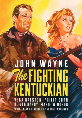 The Fighting Kentuckian [DVD] [1949] 21718025