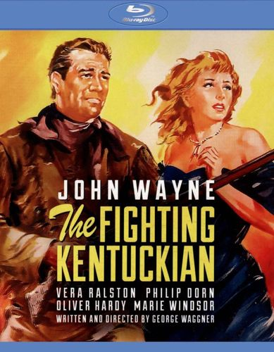 The Fighting Kentuckian [Blu-ray] [1949] 21718104