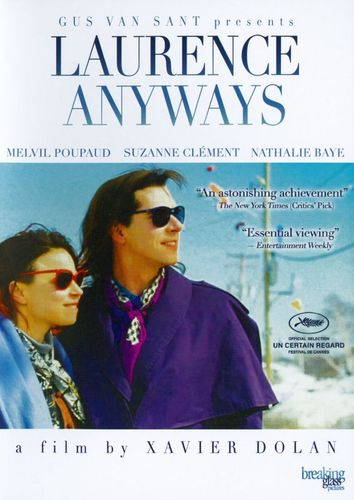 Laurence Anyways [DVD] [2012] 21725292