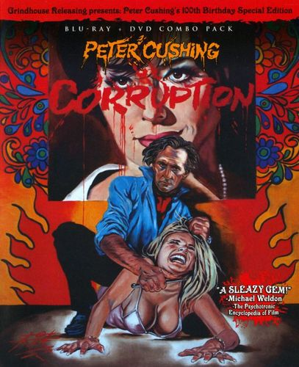 Corruption [2 Discs] [Blu-ray/DVD] [1968] 21726834