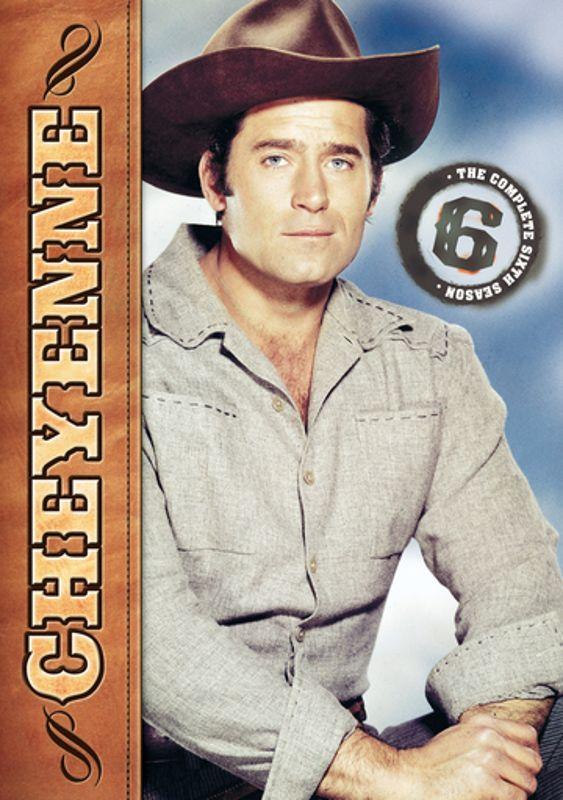 Cheyenne: The Complete Sixth Season [4 Discs] [DVD] 21742534
