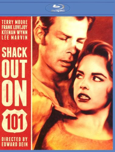 Shack out on 101 [Blu-ray] [1955] 21742659