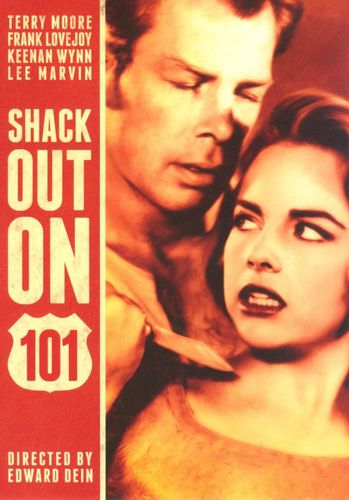 Shack out on 101 [DVD] [1955] 21742668