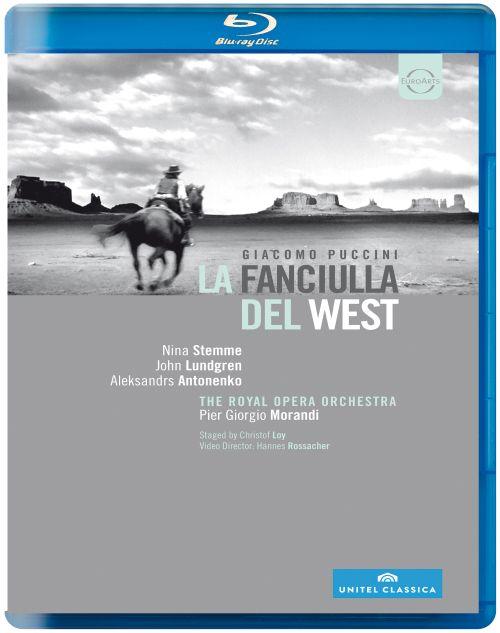 Puccini: La Fanciulla del West [Blu-Ray Disc] 21747169