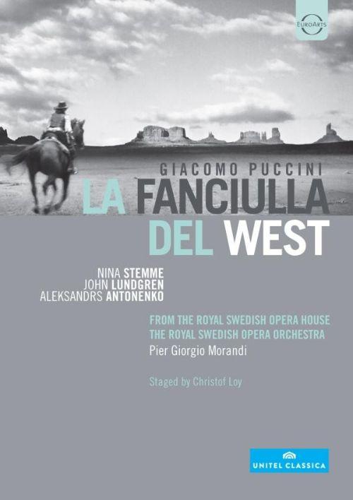 Puccini: La Fanciulla del West [DVD] 21747178