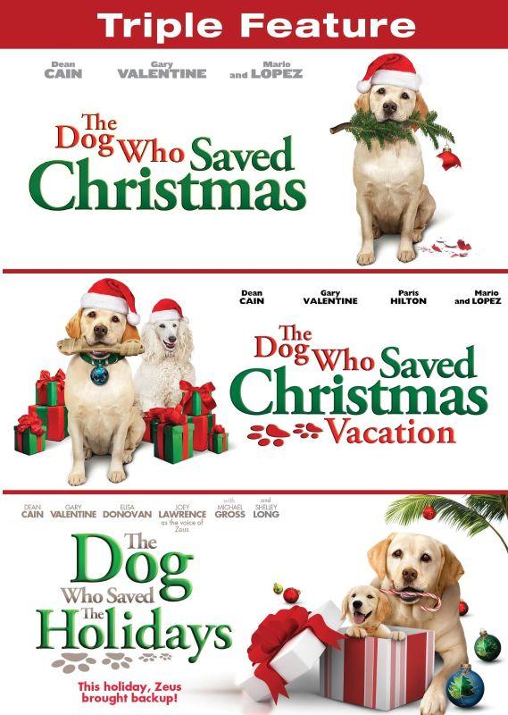 The Dog Who Saved Christmas/The Dog Who Saved Christmas Vacation/The Dog Who Saved the Holidays [DVD] 21751205