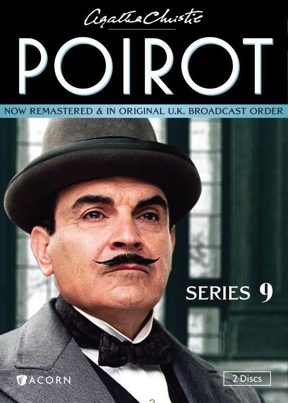 Agatha Christie's Poirot: Series 9 [2 Discs] [DVD] 21751911