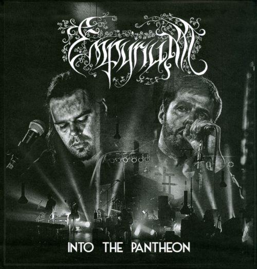 Into the Pantheon [DVD/Blu-Ray/CD Box] [CD] 21761044