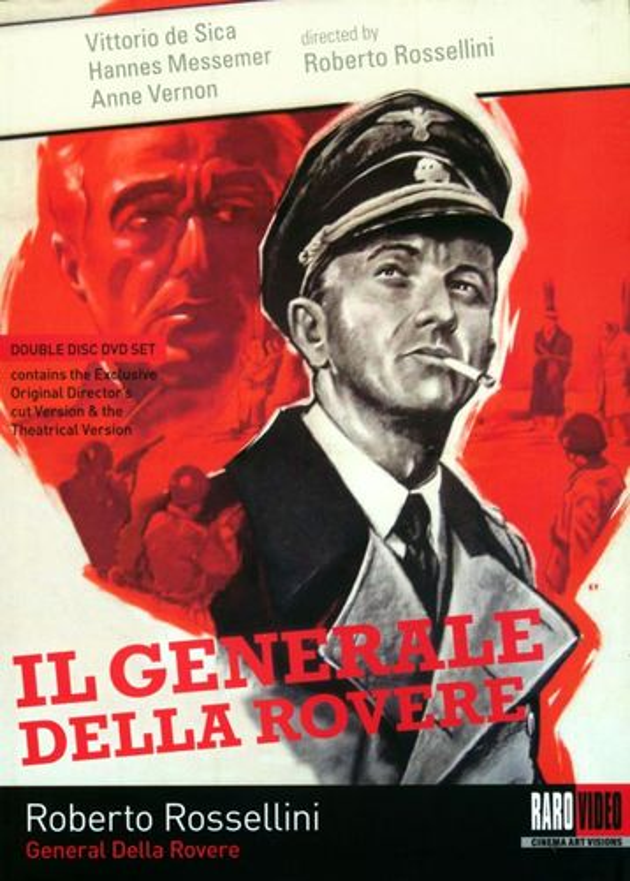 Il Generale Della Rovere [2 Discs] [DVD] [1959] 21765517