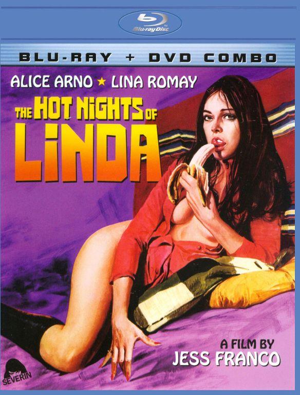 The Hot Nights of Linda [2 Discs] [Blu-ray/DVD] [1973] 21771496