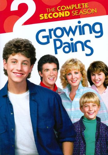 Growing Pains: The Complete Second Season [3 Discs] [DVD] 2180323