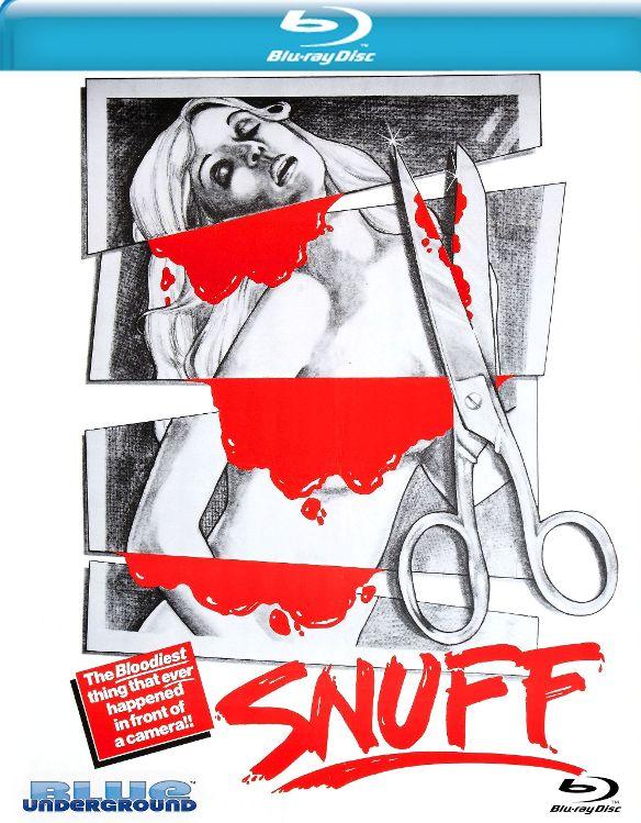 Snuff [Special Edition] [Blu-ray] [1974] 21832711
