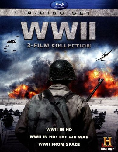 WWII 3-Film Collection [4 Discs] [Blu-ray] 21834582