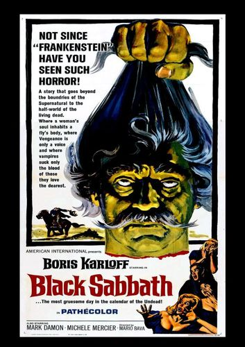 Black Sabbath [DVD] [1963] 21852924
