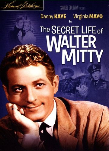 The Secret Life of Walter Mitty [DVD] [1947] 21854513