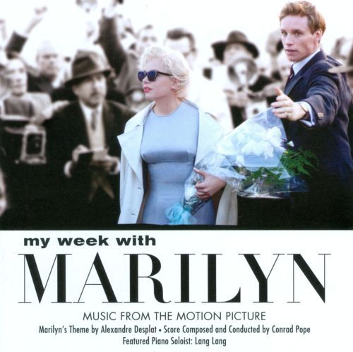 My Week with Marilyn [Original Motion Picture Soundtrack] [CD] 21859509